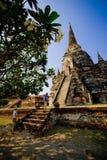 Παγόδα του Si Sanphet Wat Phra Στοκ Εικόνες