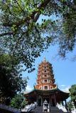 Παγόδα Avalokitesvara Στοκ εικόνες με δικαίωμα ελεύθερης χρήσης