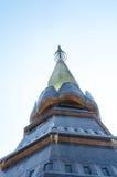 Παγόδα Doi inthanon Ταϊλάνδη στοκ φωτογραφία