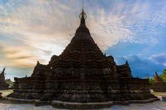 Παγόδα Manaung Takya Στοκ Εικόνα