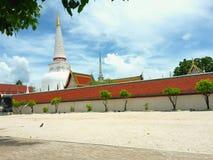 Παγόδα Phra Mahathat Wat Στοκ Εικόνες