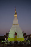 Παγόδα sakonnakorn Ταϊλάνδη στοκ φωτογραφία