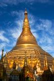Παγόδα Shwedagon σε Yangon, το Μιανμάρ Στοκ Εικόνα