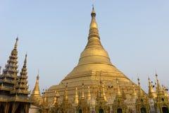 Παγόδα Shwedagon Στοκ Φωτογραφίες