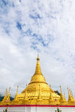 Παγόδα Shwedagon Tachileik Στοκ εικόνες με δικαίωμα ελεύθερης χρήσης
