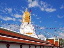 Παγόδα Wat Phra Sri Rattana Mahathat Phitsanulok Ταϊλάνδη Στοκ Φωτογραφία