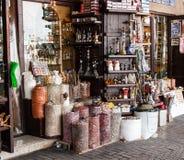 Παζάρι καρυκευμάτων, Ντουμπάι Στοκ εικόνα με δικαίωμα ελεύθερης χρήσης