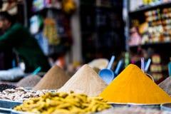 Παζάρι στο Fez Στοκ Φωτογραφίες