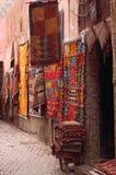 παζάρι του Μαρακές Στοκ εικόνα με δικαίωμα ελεύθερης χρήσης