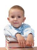 παιδί βιβλίων στοκ φωτογραφία με δικαίωμα ελεύθερης χρήσης