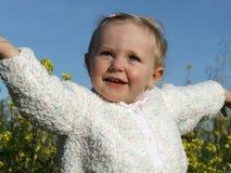 παιδί ευτυχές Στοκ Εικόνα