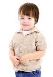 παιδί εύθυμο Στοκ Εικόνα