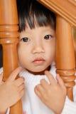 παιδί κινέζικα Στοκ Φωτογραφία