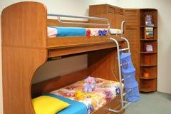 παιδί κρεβατοκάμαρων Στοκ Εικόνα
