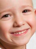 παιδί λίγο χαμόγελο στοκ εικόνες