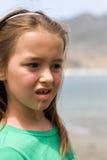 παιδί μπερδεμένο Στοκ Εικόνες