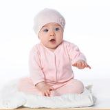 παιδί μωρών λίγα Στοκ Εικόνες