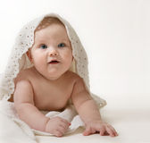 παιδί μωρών λίγα Στοκ Φωτογραφία