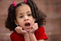 παιδί πολυφυλετικό Στοκ φωτογραφία με δικαίωμα ελεύθερης χρήσης