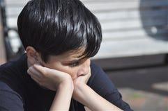 παιδί που ματαιώνεται Στοκ εικόνες με δικαίωμα ελεύθερης χρήσης