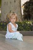 παιδί που προσβάλλεται Στοκ Φωτογραφίες