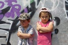 παιδιάα επαναστατικά στοκ εικόνα με δικαίωμα ελεύθερης χρήσης