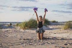Παιδιά εν πλω Στοκ φωτογραφία με δικαίωμα ελεύθερης χρήσης