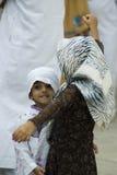 παιδιά Ιερουσαλήμ Στοκ Εικόνες
