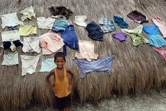 παιδιά Ινδία αγροτική Στοκ εικόνες με δικαίωμα ελεύθερης χρήσης