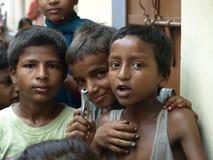 παιδιά Ινδός Στοκ φωτογραφία με δικαίωμα ελεύθερης χρήσης