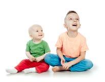 Παιδιά όλων των ηλικιών στοκ φωτογραφίες με δικαίωμα ελεύθερης χρήσης