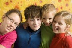 Παιδιά Στοκ εικόνες με δικαίωμα ελεύθερης χρήσης