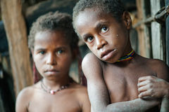 Παιδιά dani Dugum Στοκ φωτογραφία με δικαίωμα ελεύθερης χρήσης
