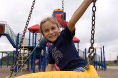 παιδική χαρά διασκέδασης Στοκ Εικόνα