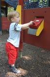 παιδική χαρά διασκέδασης Στοκ φωτογραφία με δικαίωμα ελεύθερης χρήσης