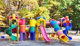 Παιδική χαρά κατσικιών Στοκ εικόνα με δικαίωμα ελεύθερης χρήσης