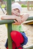 παιδική χαρά κοριτσιών παι&del στοκ εικόνες με δικαίωμα ελεύθερης χρήσης