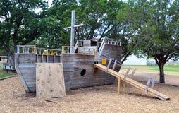 Παιδική χαρά σκαφών Στοκ Εικόνα