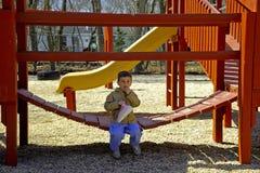 παιδική χαρά Στοκ φωτογραφία με δικαίωμα ελεύθερης χρήσης