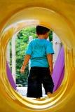 παιδική χαρά στοκ εικόνα με δικαίωμα ελεύθερης χρήσης