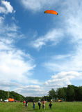 παιχνίδια αέρα Στοκ εικόνα με δικαίωμα ελεύθερης χρήσης