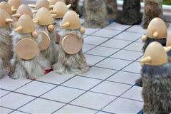 Παιχνίδια Βίκινγκ Στοκ φωτογραφία με δικαίωμα ελεύθερης χρήσης