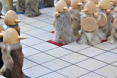 Παιχνίδια Βίκινγκ Στοκ Εικόνες