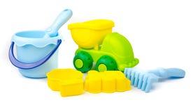 Παιχνίδια μωρών που απομονώνονται στο λευκό στοκ φωτογραφία με δικαίωμα ελεύθερης χρήσης