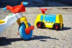 παιχνίδια παιδιών Στοκ φωτογραφίες με δικαίωμα ελεύθερης χρήσης