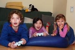 παιχνίδια που παίζουν το &be Στοκ φωτογραφία με δικαίωμα ελεύθερης χρήσης