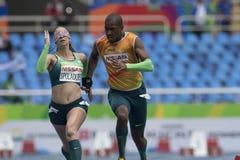 Παιχνίδια Ρίο 2016 Paralympic Στοκ Εικόνα