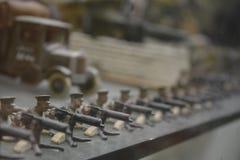 Παιχνίδια στρατού στοκ φωτογραφία με δικαίωμα ελεύθερης χρήσης