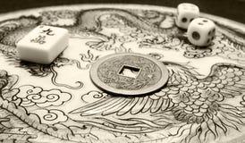 παιχνίδια τυχερά Στοκ φωτογραφία με δικαίωμα ελεύθερης χρήσης