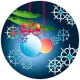 παιχνίδια Χριστουγέννων α& Στοκ Εικόνες